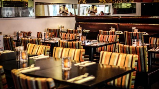 Restaurantzaal - Il Primo, Amsterdam