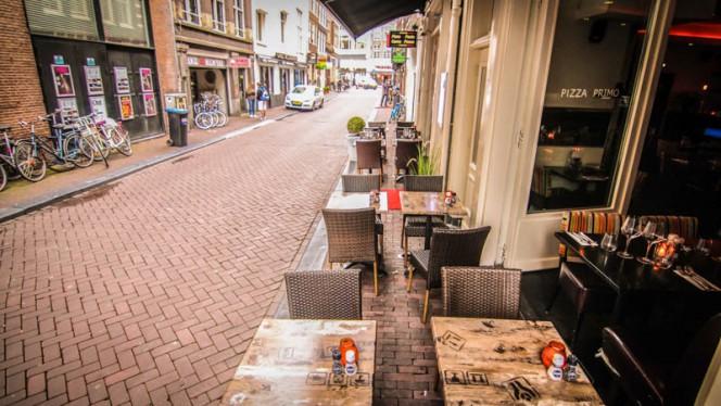 Terras - Il Primo, Amsterdam