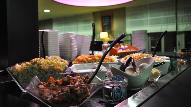 Buffet froid Hotel inn - Resto Novo, Sainte-Luce-sur-Loire