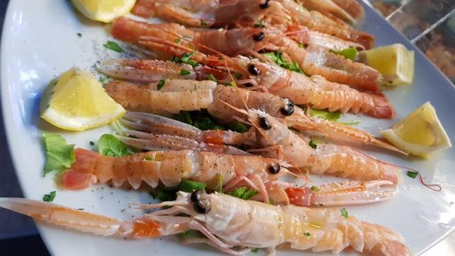 Piatto - Mr Fish Express, Marino