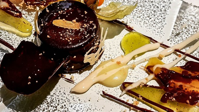 Sugerencia del chef - Boca Oreja, Barcelona