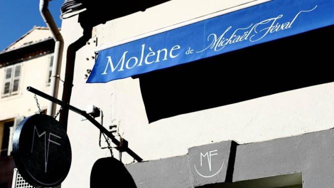 Entrée - Molène de Mickaël Féval, Aix-en-Provence