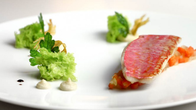Suggestion du chef - Molène de Mickaël Féval, Aix-en-Provence