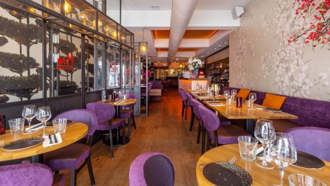 Het restaurant - Mi Li, Utrecht