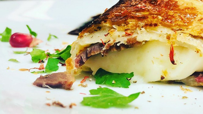 Sugerencia del chef - Gayane´s, Madrid