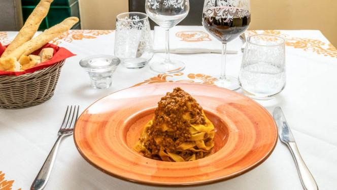 Suggerimento dello chef - Osteria 3 Leoni, Bologna