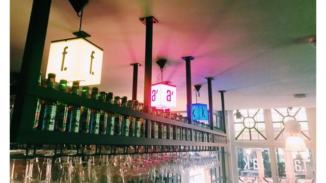 Bar - FAK Utrecht, Utrecht