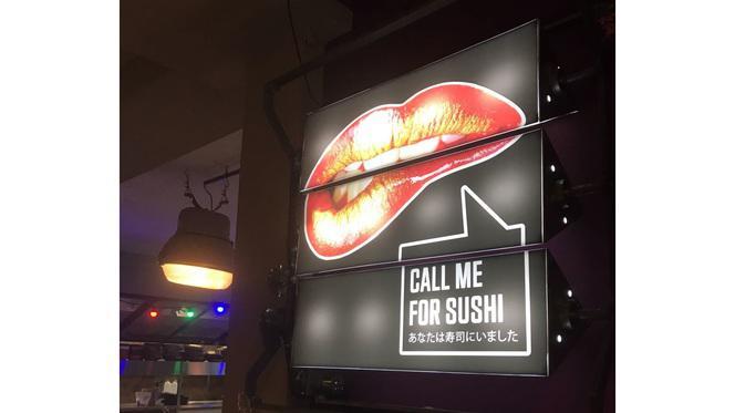 Call me for sushi - FAK Utrecht, Utrecht