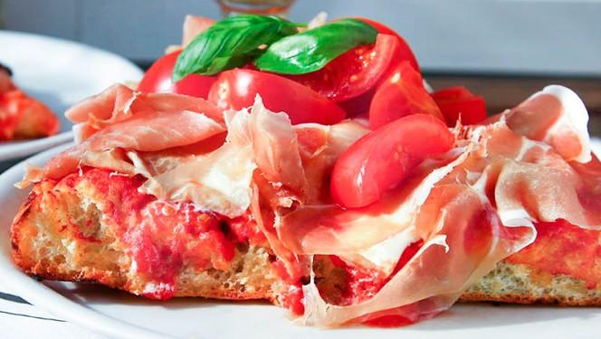 Pizza - Little Italy Piero della Francesca, Milano
