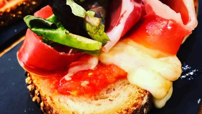 Sugerencia del chef - El Piso, Barcelona