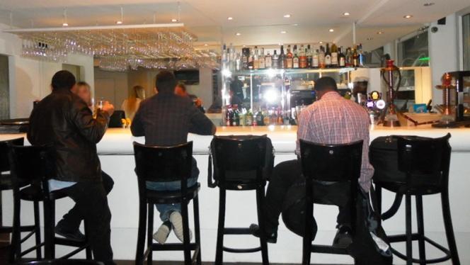 le bar - Luna, Genève