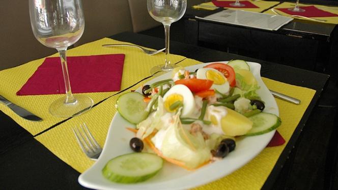 salade mixte - Luna, Genève