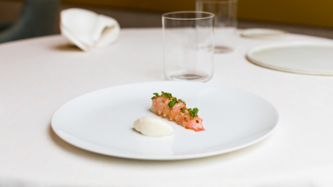 Suggestion du chef - Alliance, Paris