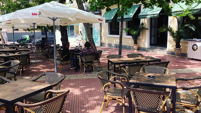 Terraza - Lili's, Madrid