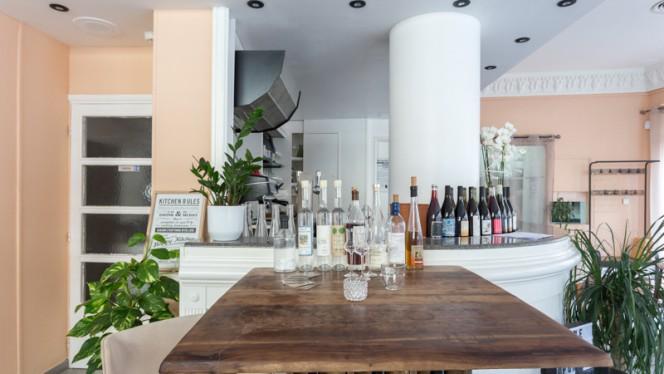 Salle du restaurant - Pure & V, Nice