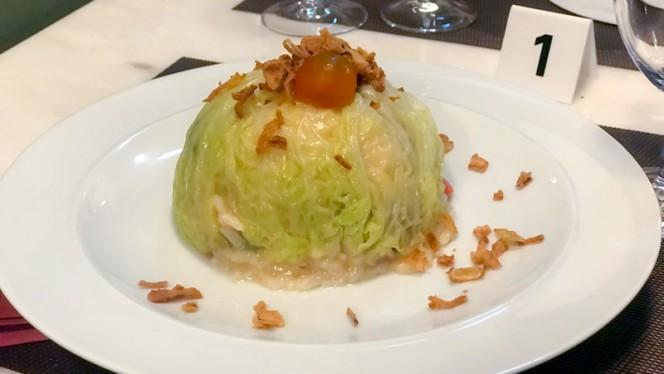Sugestão do chef - Tomato Garden Italian Restaurant, Lisboa