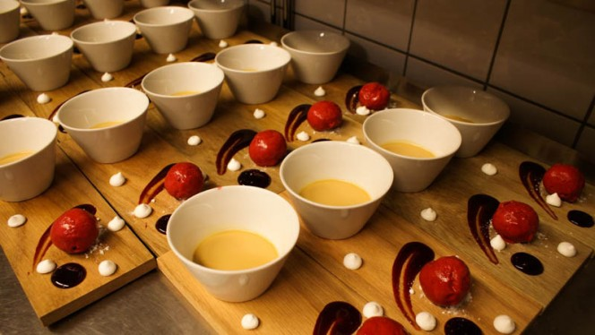 Chef's suggestion - Inom Mat & Bar, Helsingborg