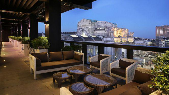 Rooftop - Terrazza Gallia, Milan