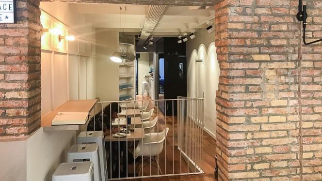 Vista sala - Bar Ri - Diagonal, Barcelona