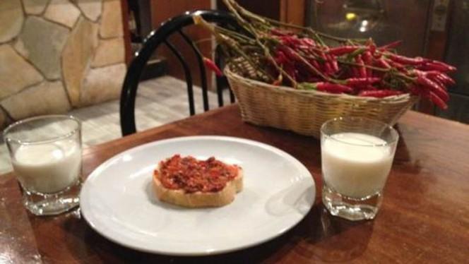 Suggerimento dello chef - Za'Rosa, Milan