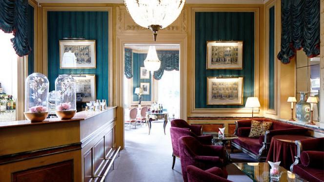 Le Bar de Beau-Rivage Genève - Le Bar de Beau-Rivage, Genève