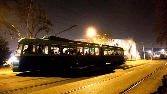 bus - TramJazz, Rome