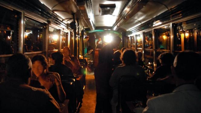 dentro - TramJazz, Rome