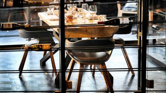 Table dressée - iCook!, Mons