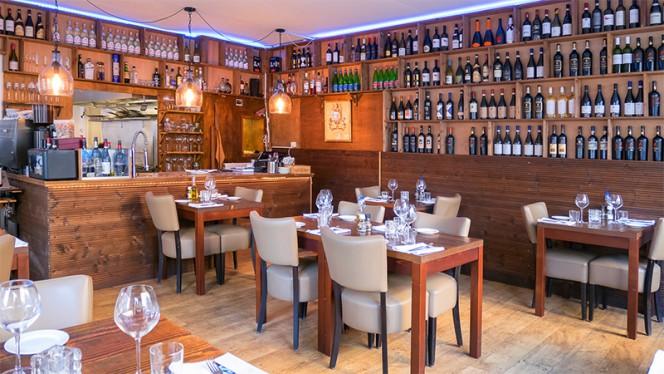 Het restaurant - Bacco, Amsterdam