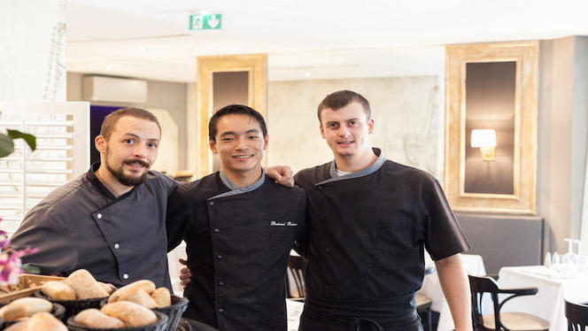 chefs - Brasserie Le Central, Lyon