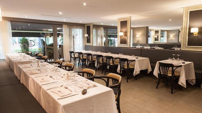 vue de la salle - Brasserie Le Central, Lyon