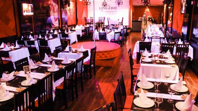 Sala Jantar - The Lingerie Restaurant, Porto