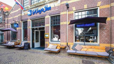 King's Inn Brasserie, Alkmaar