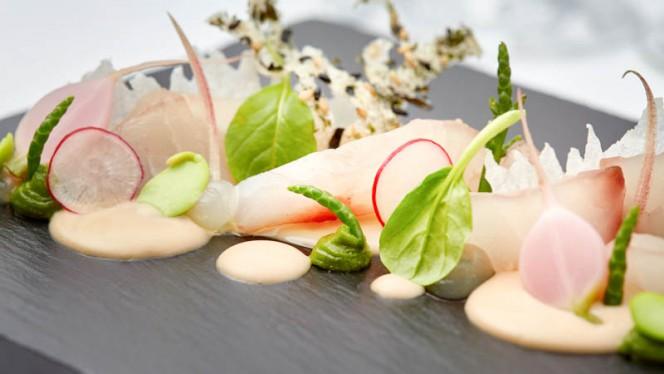 Koningsbaars - Dish - Restaurant Karel 5 - Restaurant Karel 5, Utrecht