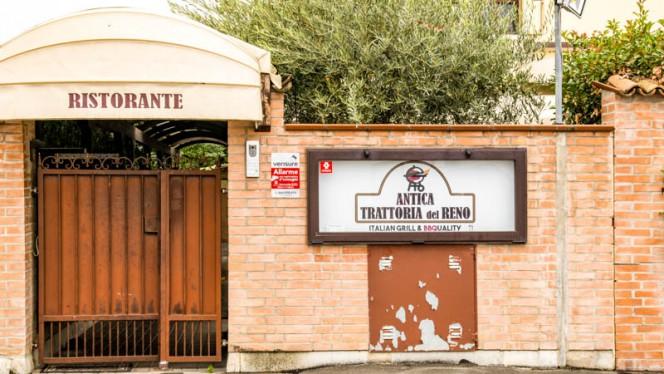 Entrata - Antica Trattoria del Reno, Bologna