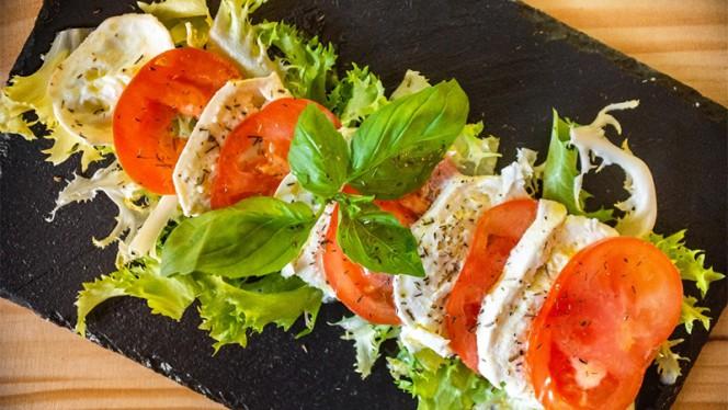 Sugerencia del chef - Interno Mediterráneo, Valencia