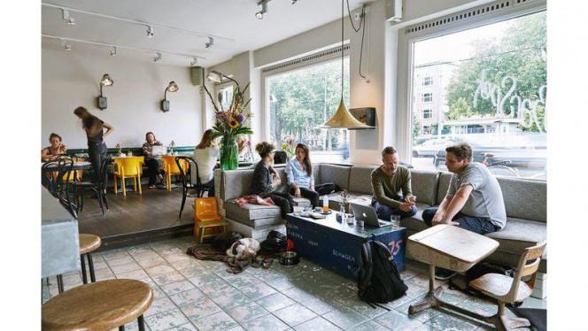 Bar spek - Bar Spek, Amsterdam