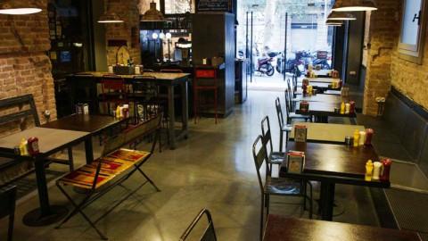 T-Burger Station, Barcelona