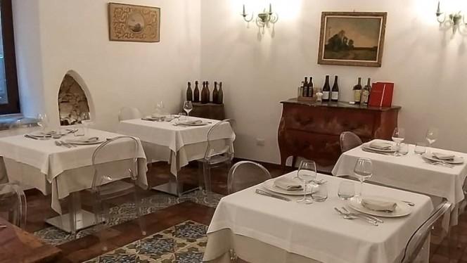 Interno - Torre Vecchia, Trapani