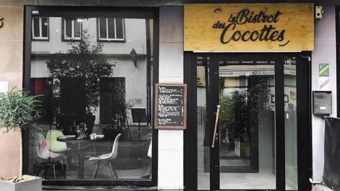 Exterieur - Le Bistrot des Cocottes, Strasbourg