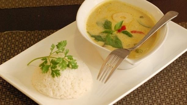 Suggestion du Chef - Le Sukhothai, Toulouse