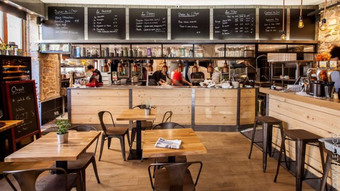 Cuisine - L'Origo, Lyon
