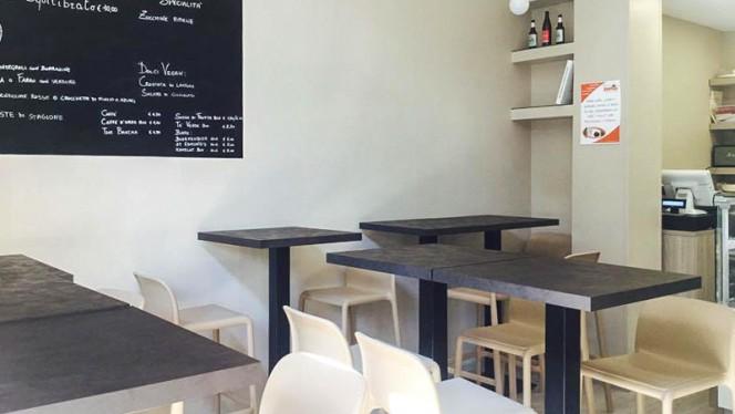 Sala del ristorante - Gastronomia Cuore Verde, Milan