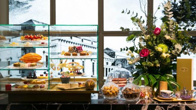 Buffet sugerencias - Suite & Tea, Madrid