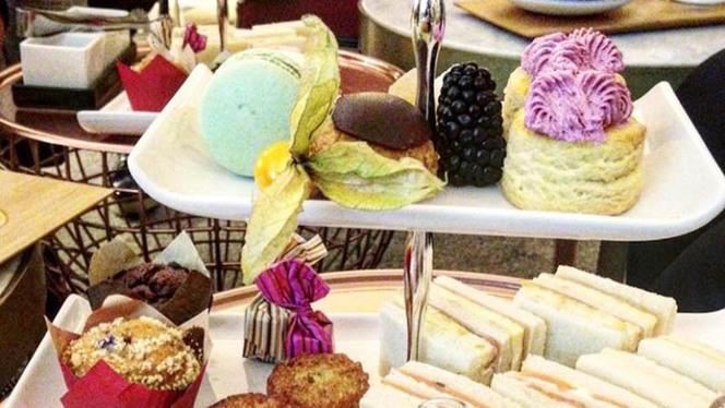 Sugerencia del chef - Suite & Tea, Madrid