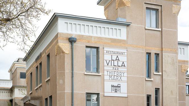 11 - Façade exterieure - La Villa par Thierry Marx, Lyon