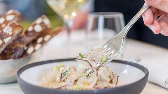 Ceviche de dorade grise - La Villa par Thierry Marx, Lyon