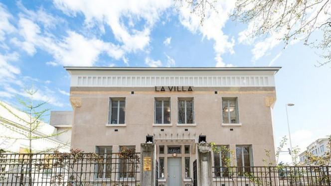 Façade exterieure - La Villa par Thierry Marx, Lyon