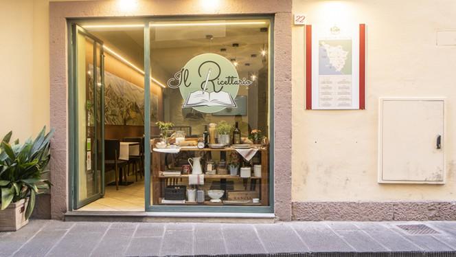 Esterno - Il Ricettario, Firenze