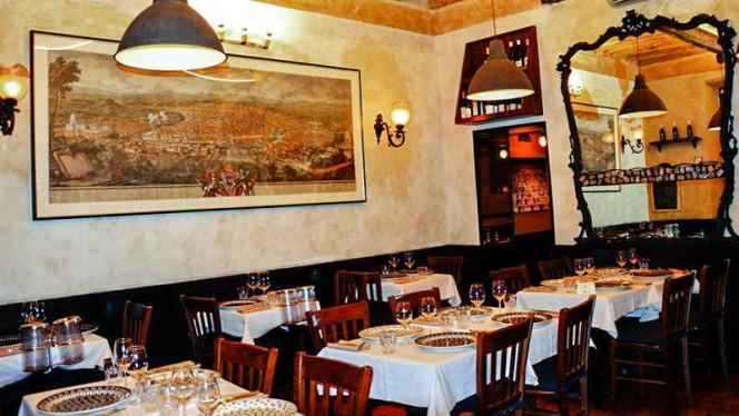 Suggerimento dello chef - Antica Osteria Brunetti, Rome
